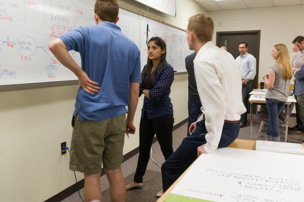 LSS Idaho- Lean Six Sigma Curriculum for High School Students